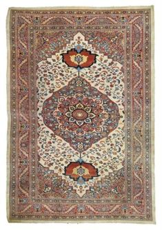 TABRIZ CARPET  NORTH WEST PERSIA, CIRCA 1890  A few areas of very slight wear, otherwise very good condition  16ft.4in. x 10ft.8in. (498cm. x 324cm.)