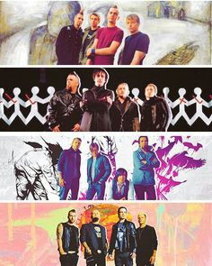 Three Days Grace, TDG (with Adam Gontier <3)