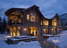Exterior of my Colorado home.