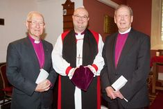 News: Death of Bishop Robert (Roy) Alexander Warke, Bishop of Cork, Cloyne and Ross (1988 to 1998): The Right Reverend Dr Paul Colton,…