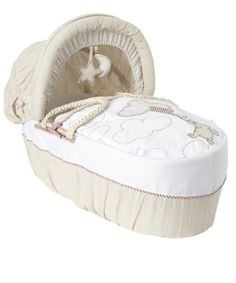 Nursery furniture. Classic Winnie The Pooh Moses Basket. A pretty Moses basket…