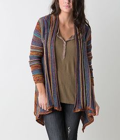 Billabong Listen Up Cardigan Sweater