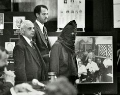 Ken Eto testifying in his black hood. Japanese American, Asian American, Chicago Outfit, Life Of Crime, Black Hood, Al Capone, Mafia, In The Heights, In This Moment