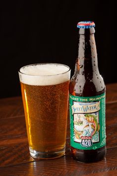 SweetWater 420. The best selling craft beer in the state! Available year round and almost everywhere in our great state!