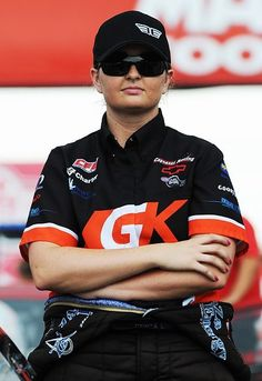 The First Lady of pro stock Erica Enders