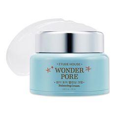 Etude House Wonder Pore Balancing Cream 50ml - Etude House Beautynetkorea Korean cosmetic $ 12.69