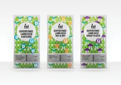 Tui Garden Products on Packaging of the World - Creative Package Design Gallery