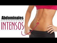 Trabaja los abdominales intensamente.