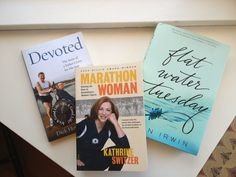 Recommended Reading: Sporty Books for Summer…