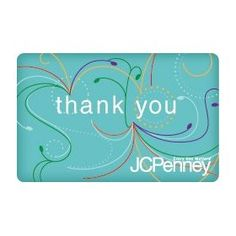 JC Penney Gift Card Collection, (jcpenney, fashion, gift card, gift cards, gift idea, gifts for mom, mothers day)