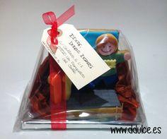 ¡Lista!./ OK! #diorama #maqueta #model #modelcookie #ddulcedulcesdetalles