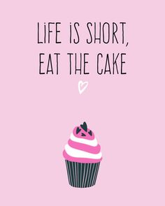 4a45f401a Wife Birthday Gift, Baking Art, Funny Kitchen Prints, BFF Gifts, Bakers  Quote, Bakery Sign, Baker Gifts, Life is Short, Kitchen Wall Art Her