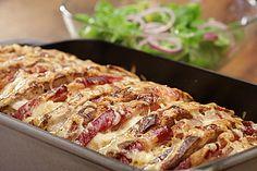 Brotauflauf, ein schönes Rezept aus der Kategorie Käse. Bewertungen: 20. Durchschnitt: Ø 3,6.