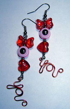 Eye love you ! By Susan Romero-| Artesusanias .
