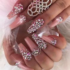 """7,060 Likes, 50 Comments - Vanessa Gisselle Nailz (@vanessanailzfeatures) on Instagram: """"Here's another set by this talented artist @glamour_chic_beauty ! Follow, be inspired and show her…"""""""