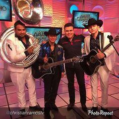 Ariel Camacho Y Los Plebes Del Rancho Con Christian Ramos (: