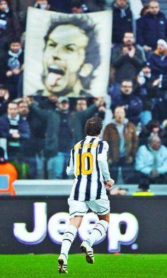 Football King -- Alex Del Piero