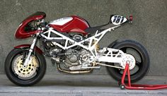 MORCUERA RACER by Radical Ducati