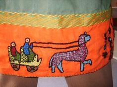 Reisunga Baiuvarii - Mäntel Viking Embroidery, Embroidery Stitches, Viking Age, Vikings, Embellishments, Textiles, Coat, Clothing, Fashion