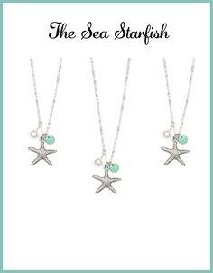The Sea Starfish Necklace
