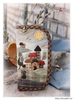 """Képtalálat a következőre: """"yoko saito tutorial"""" Japanese Patchwork, Patchwork Bags, Patchwork Designs, Quilted Bag, Patchwork Patterns, Yoko Saito, Quilting Projects, Sewing Projects, Japanese Embroidery"""