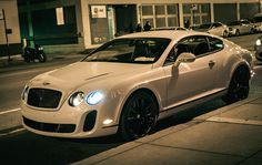 Bentley Continental Supersport~ only if I can have a driver too =) Bentley Continental, Bentley Automobiles, Ferrari, Mercedes Benz, Audi, Bentley Car, Lux Cars, Life Car, Sweet Cars