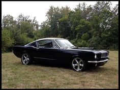 S4 1965 Ford Mustang Fastback 289 CI
