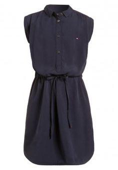 Tommy Hilfiger - Robe chemise - blue