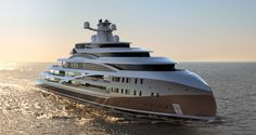 The SEA HAWK Project by Hawk Yachts Is A Celebration Of Luxury