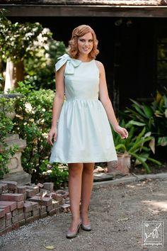 Bridal photo shoot in Fenyes Estate Garden at Pasadena Museum of History