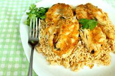 fish pulao