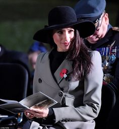 The actress braved the brisk spring morning in April to pay her respects to the Australian and New Zealand troops who died during the landings atGallipoli in 1916