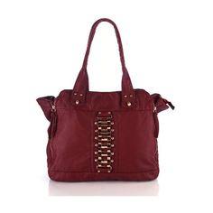Mçs bordo rengi fermuarli metal aksesuarli el çantasi ürünü, özellikleri ve en uygun fiyatların11.com'da! Mçs bordo rengi fermuarli metal aksesuarli el çantasi, omuz çantası kategorisinde! 354