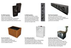 James Loudspeaker Products    We are a certified dealer and installer in Austin, Texas      http://www.nextaustin.com