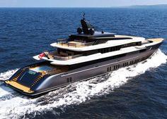M/Y F60 Yacht by Ferrari Franchi Design