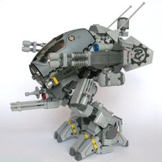 [Science Fi] Light scout mech MK8