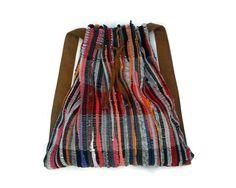 Boho Backpack Fabric Backpack Kilim Rucksac by maslinda on Etsy