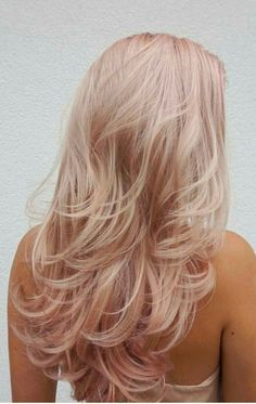 5 Subtle Pastel Hair Colors to Try Out This Spring - Bankz Salon Hair Color pastel hair colors Blond Rose, Pink Blonde Hair, Pastel Pink Hair, Baby Pink Hair, Champagne Blonde Hair, Light Pink Hair, Blonde With Pink, Blonde Curls, Bright Hair