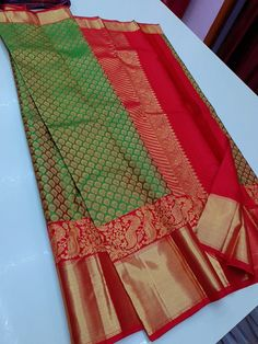 Kanjivaram Sarees Silk, Indian Silk Sarees, Soft Silk Sarees, Wedding Saree Blouse Designs, Saree Blouse Neck Designs, Saree Blouse Patterns, Wedding Silk Saree, Bridal Sarees, Stylish Sarees