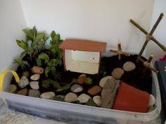 Vytvorte si veľkonočnú záhradku s deťmi, hravou formou. Pochopia zmysel Veľkej noci - akcnemamy