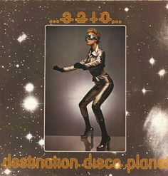 destination disco  planet