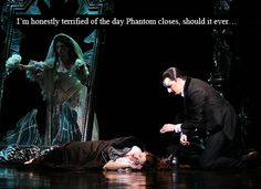 The Phantom of the Opera | Oh my God, this gives me nightmares and makes me sad and chills and .... :'(