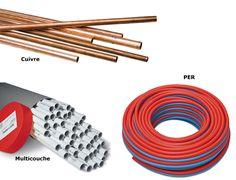 Pour l'alimentation en eau de la maison plusieurs matériaux existent, à choisir en fonction de leur utilisation. Système D propose un aperçu des atouts d...