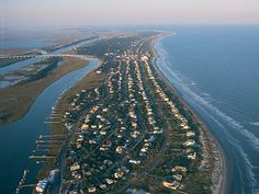 Isle of Palms -- my favorite place to get away in the summer.