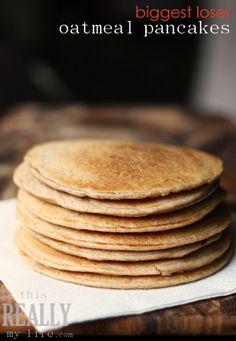 Biggest Loser pancakes recipe