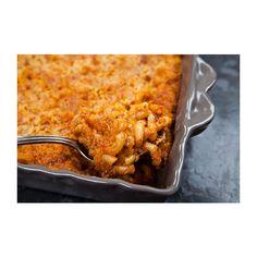 Chorizo Mac and Cheese Recipe found on Polyvore