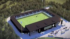 OmaSP Stadion • OStadium.com