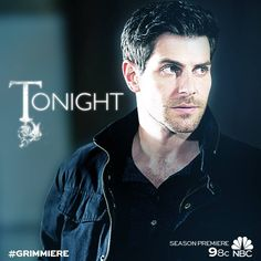"""Season 4 Premiere of Grimm. """"Thanks for the Memories""""."""