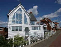 6 bed house for sale in Burnham-On-Crouch :: Beresfords Group Burnham, Cabin, Group, Mansions, House Styles, Bed, Travel, Beautiful, Home Decor