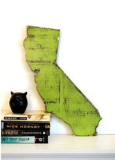 pine nuts. buy your state and they will paint it in your color choice